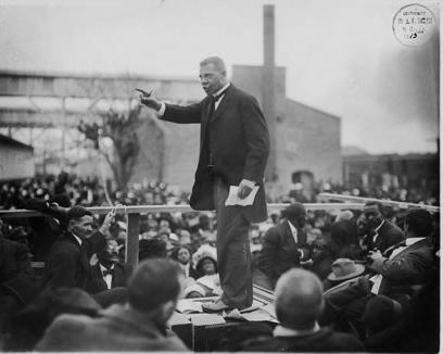 6) Booker T Washington, 1915
