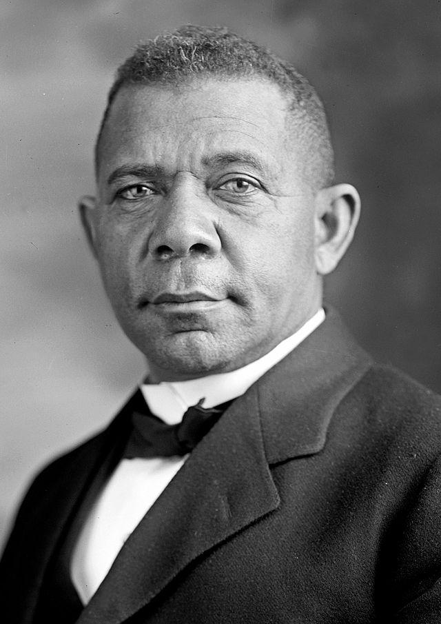 10. Booker T. Washington