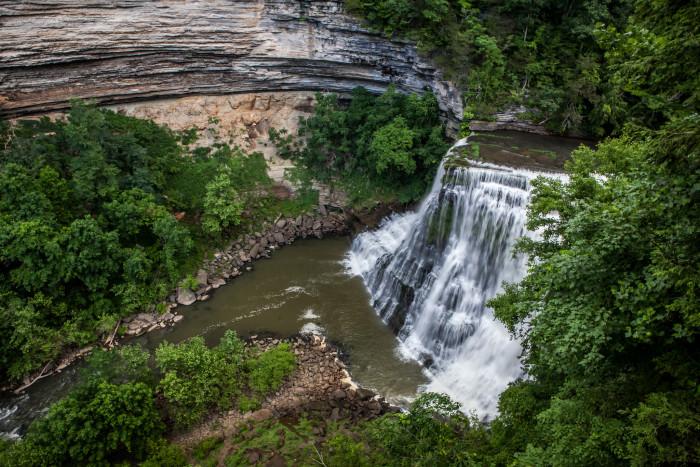Burgess Falls - Sparta
