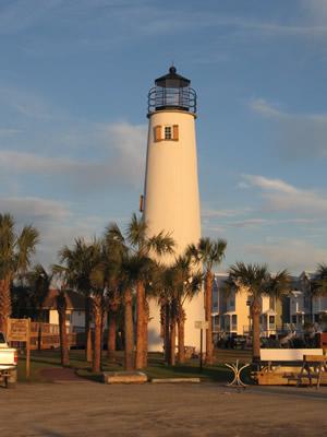 5. Cape St. George Light