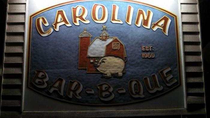 6. Carolina Bar-B-Que, New Ellenton, SC