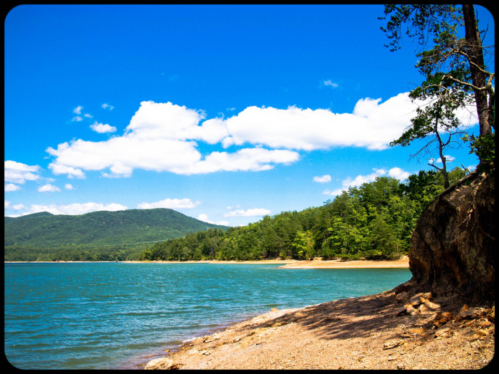5. Lose yourself to the beauty of Carvin's Cove in Roanoke