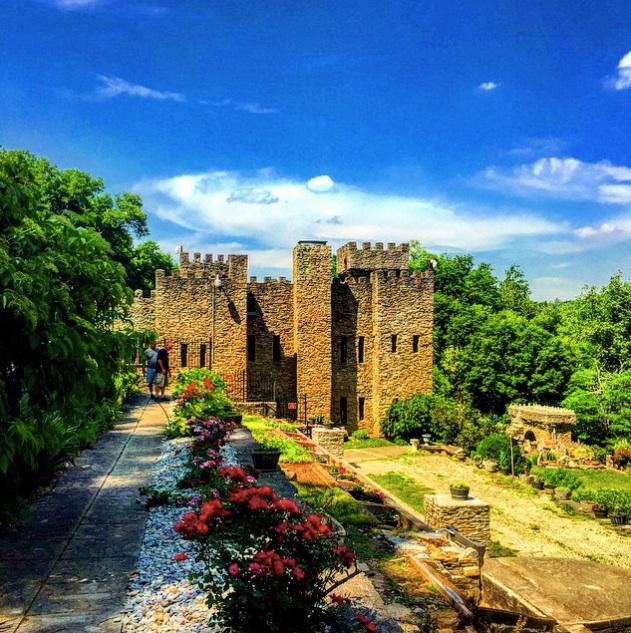 3) Loveland Castle (Loveland)