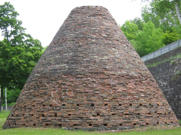 10) Charcoal Kiln
