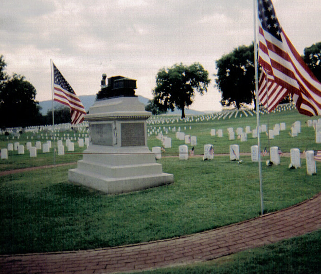 7) Chattanooga National Cemetery - Chattanooga
