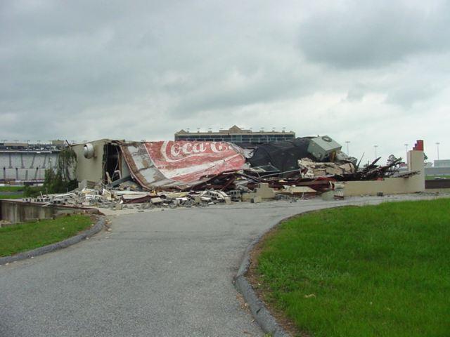 1) 2005 Hurricane Cindy tornado outbreak