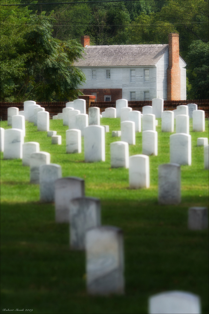 9. Cold Harbor Battlefield and Cemetery, Mechanicsville