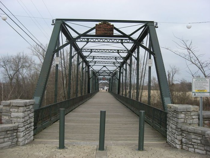 8. College Street Bridge