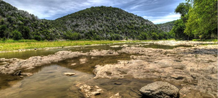 12) Colorado Bend State Park (Bend)