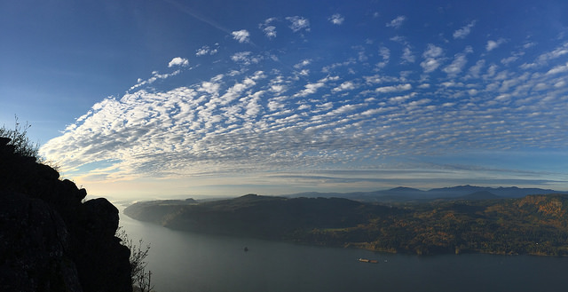 9) Columbia Gorge from Angel's Rest
