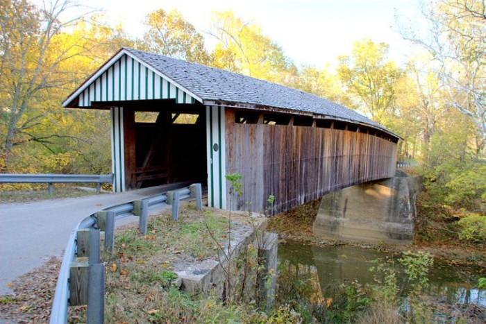 9. Bourbon County