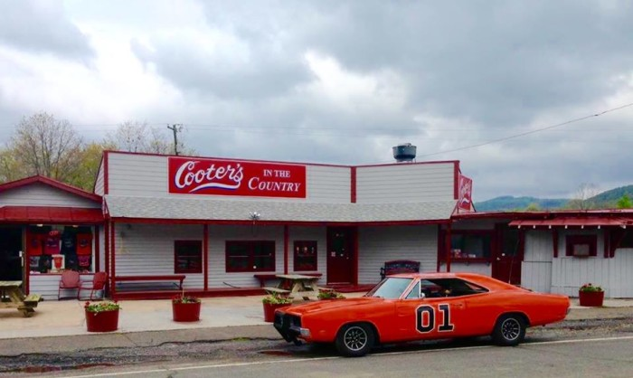 Cooter's in Sperryville
