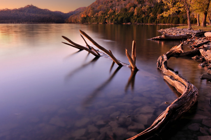 2) Cordell Hull Lake - Carthage