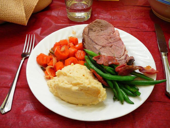 6) Country Ham