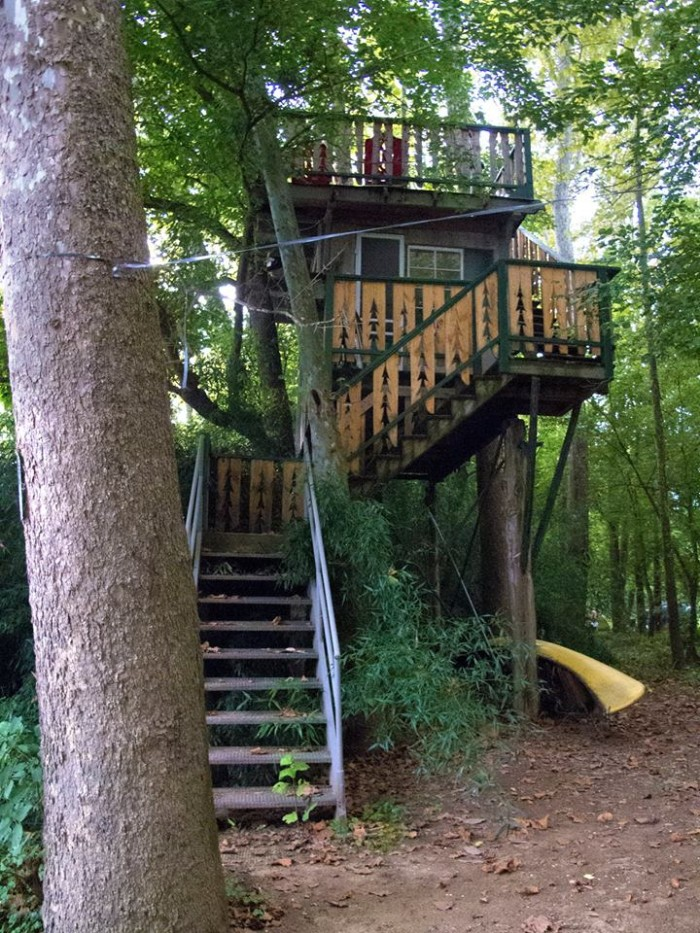 4. Country Place Cabins and Campground, Luray