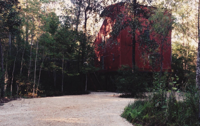 6) Covington Treehouse, Covington, LA