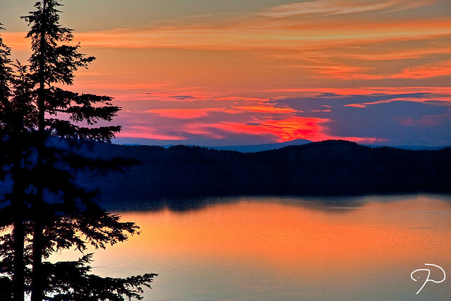 14) Crater Lake National Park