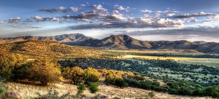 2) Davis Mountains State Park (Fort Davis)