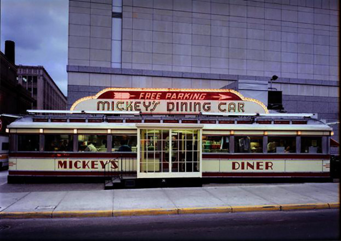 15. Mickey's Diner. The classic, the beloved, the best burger ever!