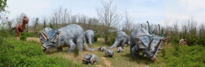 10. Dinosaur World