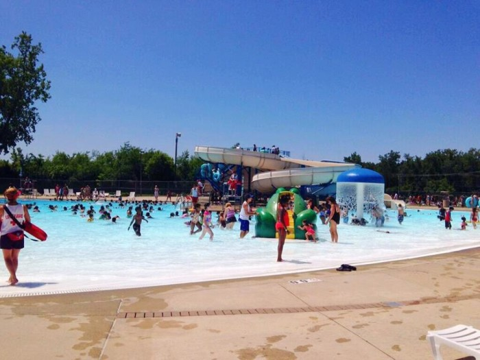 10) East Lansing Family Aquatic Center