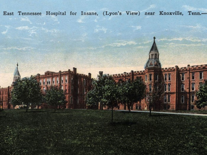 East Tennessee Asylum for the Insane