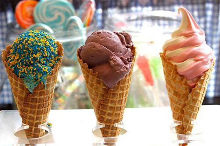 1. Edina Creamery. AMAZING homemade ice cream.