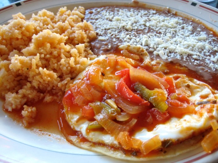 11.) New Mexican Cuisine