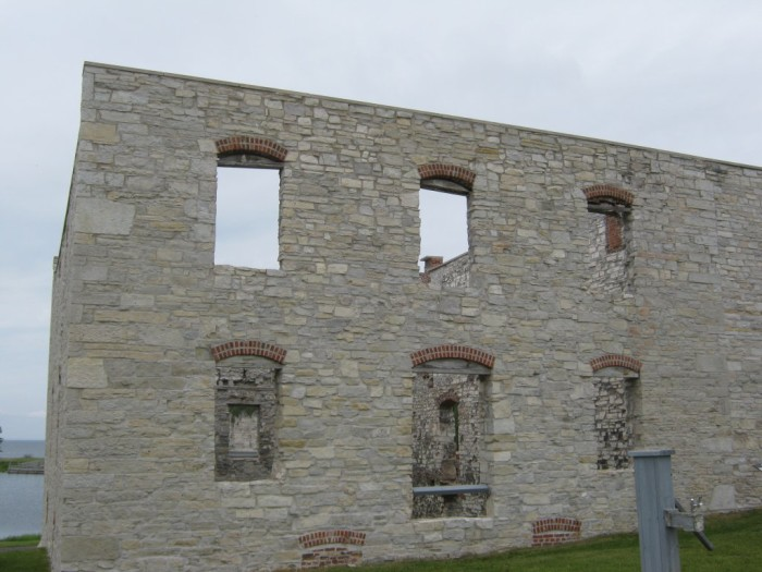 8) Exterior of the Fayette Company Store