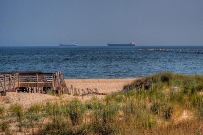 2. First Landing State Park, Virginia Beach