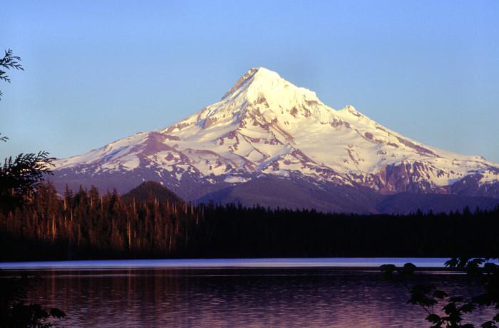 8) Lost Lake