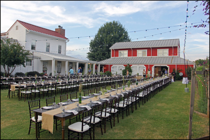 1) Farmhouse Inn-Madison, GA