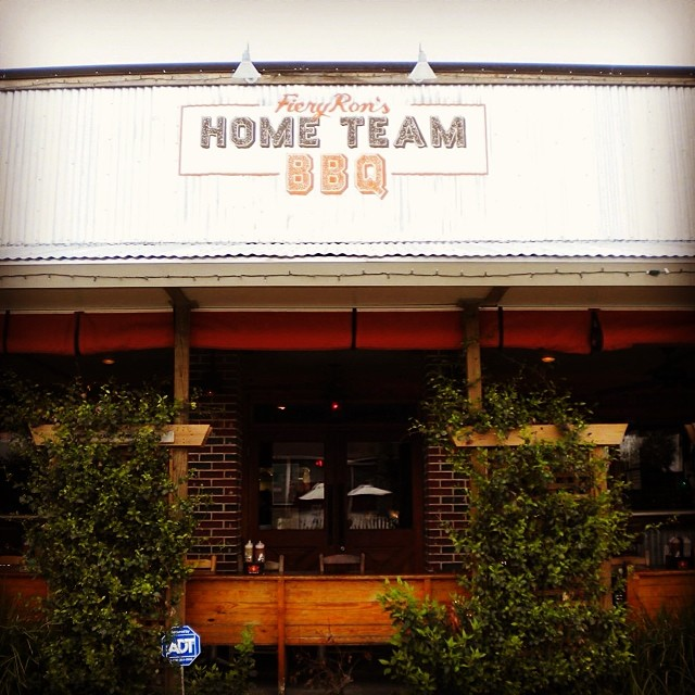 18. Fiery Ron's Home Team BBQ, Charleston, SC