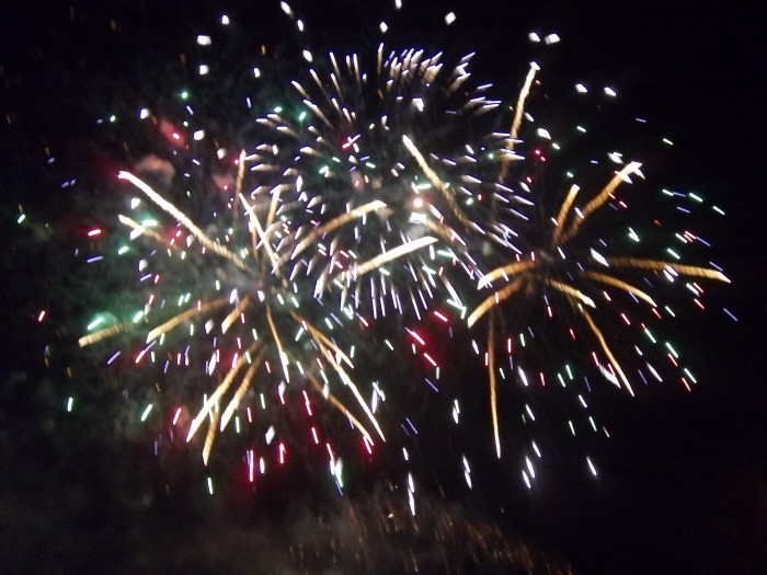 16.Fireworks at Stonewall Resort in Roanoke