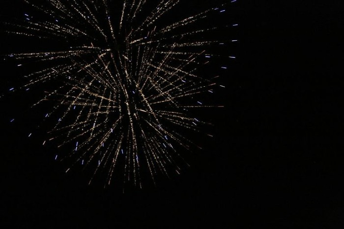 7. Taylorsville Independence Day Fireworks