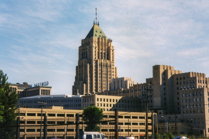11) Fisher Building, Detroit