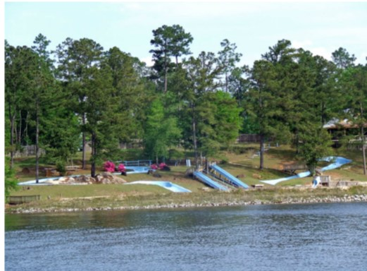 7. Flint Creek Water Park and Campgrounds in Wiggins, MS