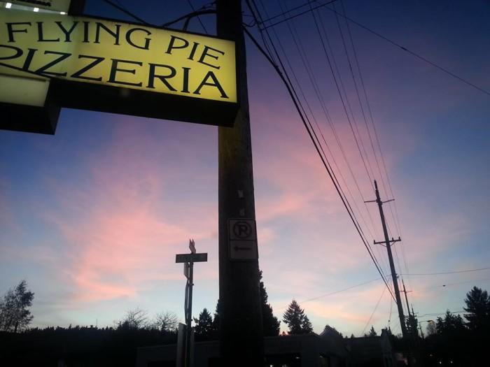 2) Flying Pie Pizzeria, Portland