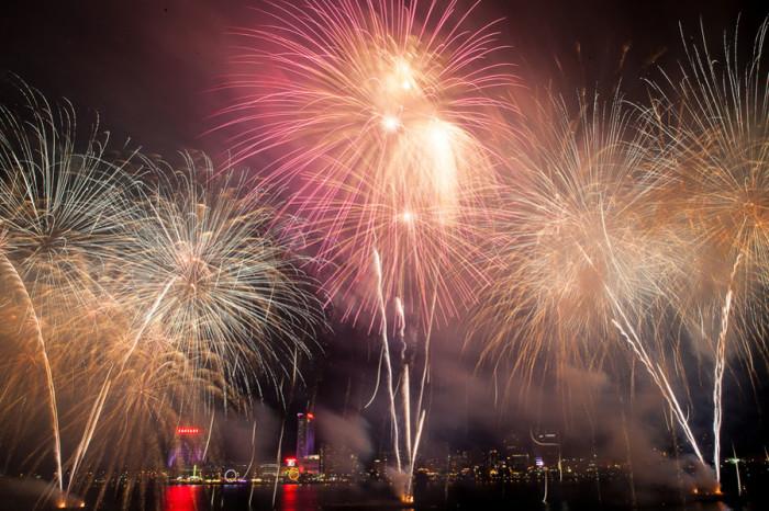 17) Ford Fireworks Show, Detroit