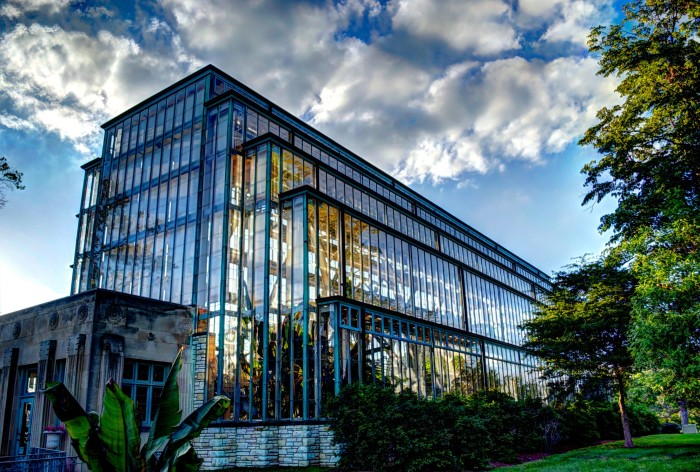 9. Forest Park Jewel Box: Among one of the myriad gems at this 1,293 acre park.