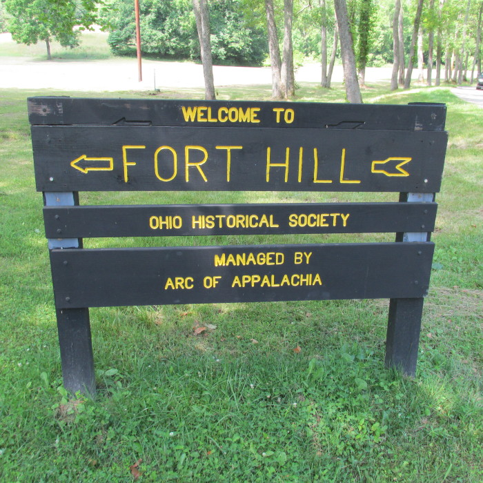 5) Fort Hill State Memorial