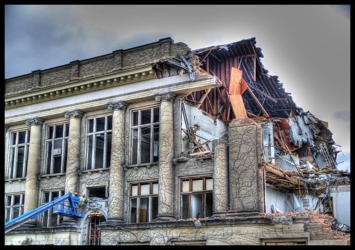 10) Frieze Building, Ann Arbor