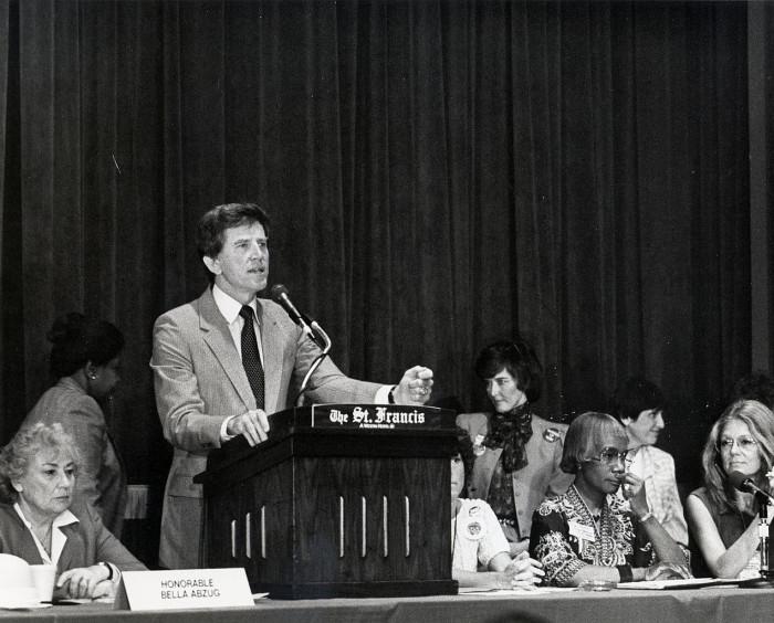 11.) Feeling a sense of pride when you heard that Colorado Senator Gary Hart was running for president