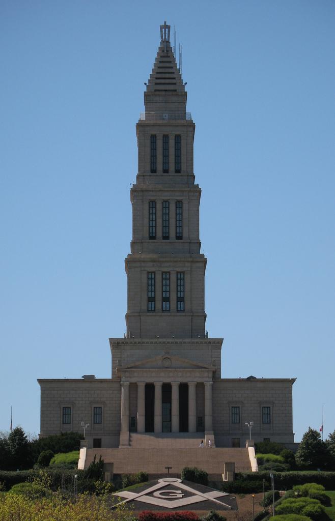 2. George Washington Masonic Memorial, Alexandria