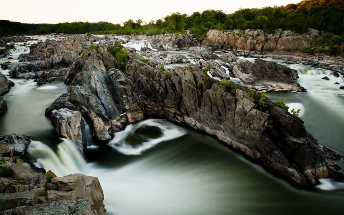 15. Great Falls Park in McLean