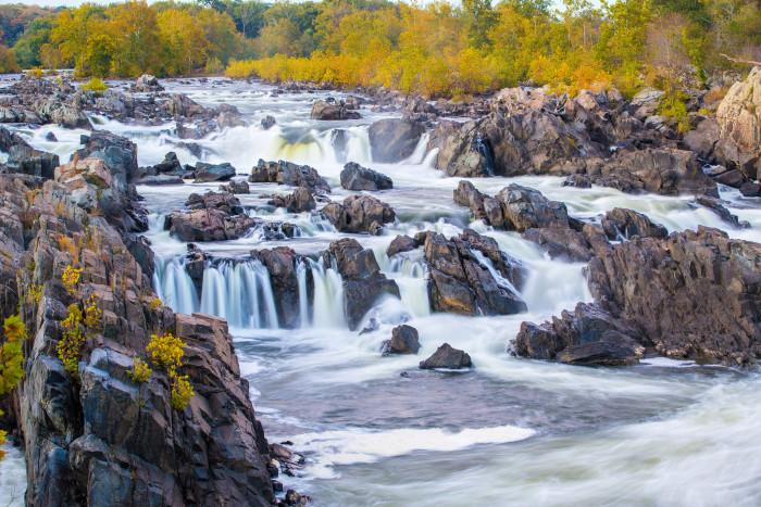 13. Great Falls National Park, McLean, VA