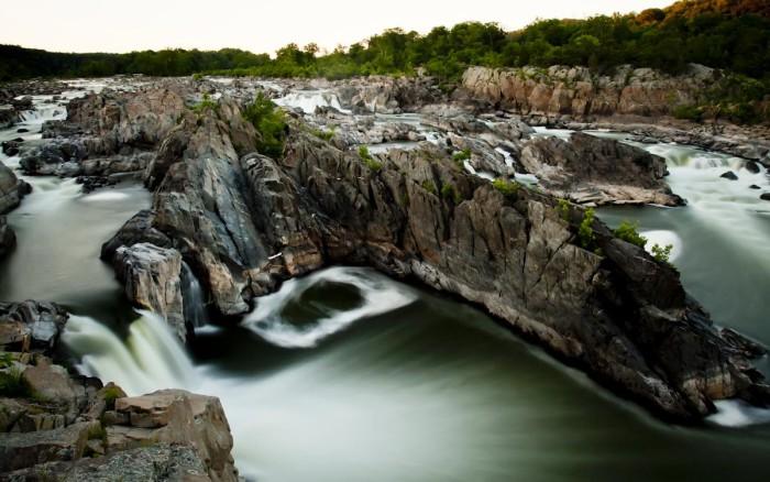 Great Falls water