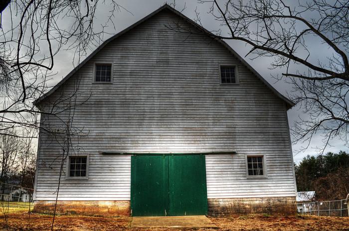 20. Ivy Creek Park Barn, Hydraulic