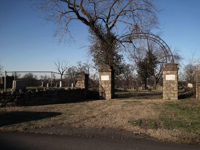 6) Greenwood Cemetery - Chattanooga
