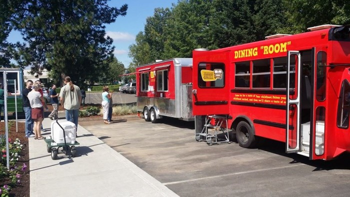 10) Grilled Cheese Grill, Portland